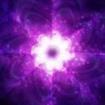 Violet Light 1